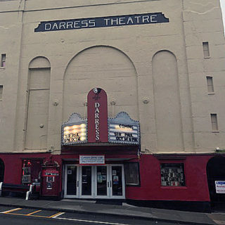 The Historic Darress Theater in Boonton, NJ
