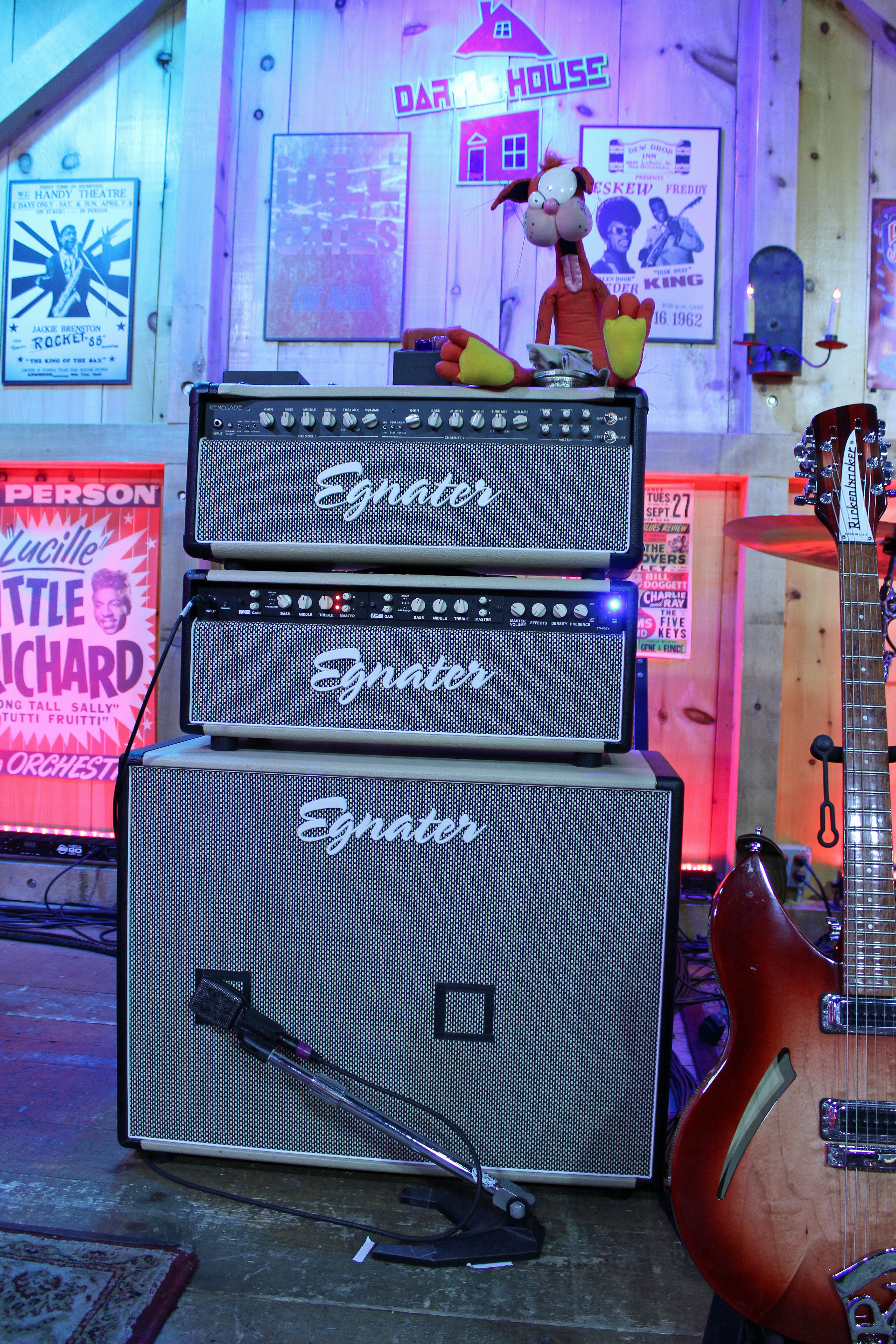 Egnater Mod 50 Guitar Amp