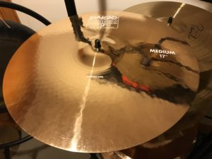 17 inch, 2002 Paiste Medium Prototype