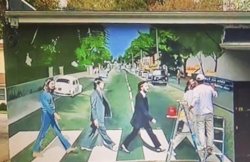Abbey Road Mural