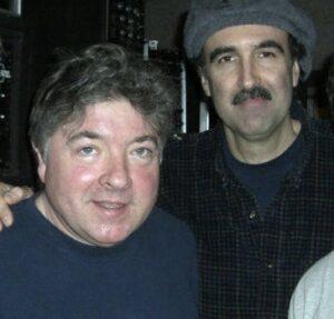 Steve Holley and Bruce Engler